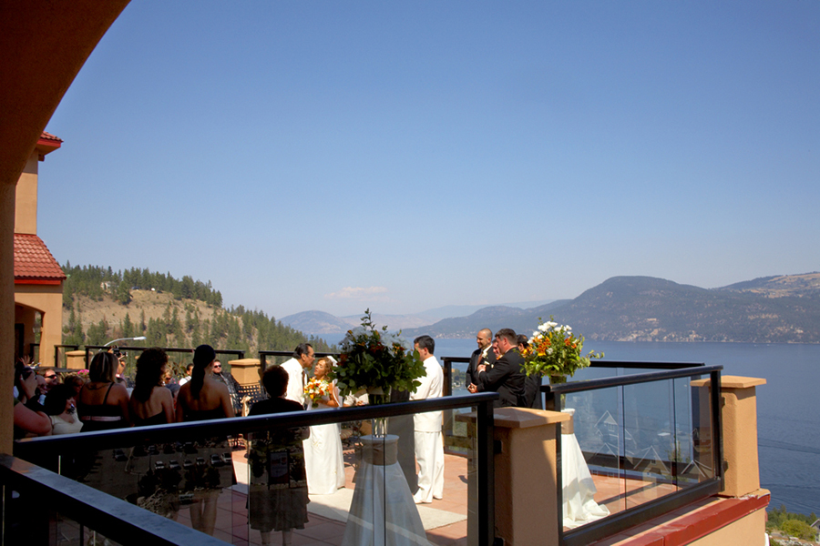 La Casa Resort Wedding Kelowna