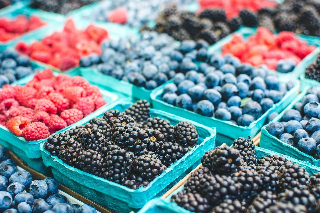 Smoothie, Berries