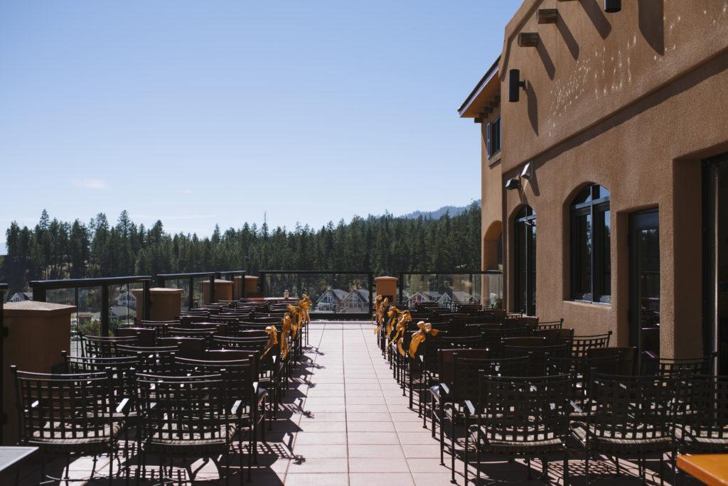 Guest House Wedding Terrace