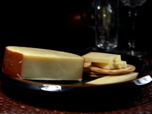 Gouda Cheese Tasting