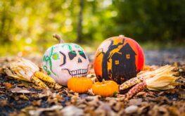 Halloween events Kelowna