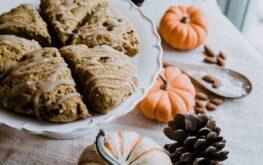 pumpkin baking